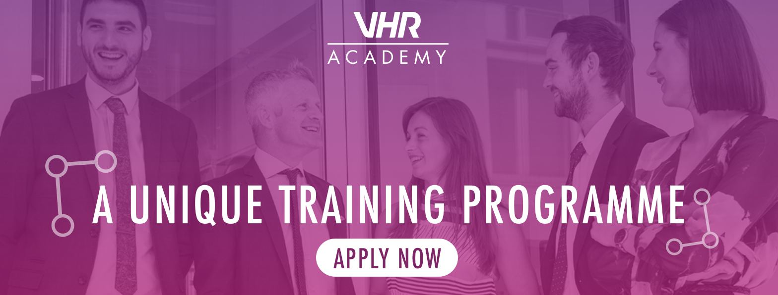 Become a Trainee Recruitment Consultant