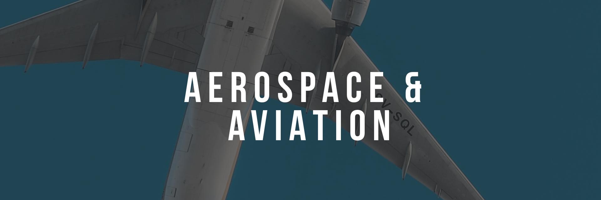 Aerospace & Aviation Recruitment Specialists