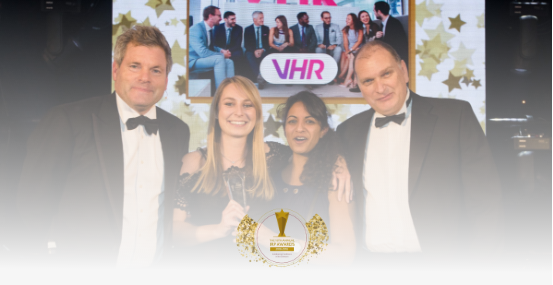 Best Recruitment Agency to Work For IRP