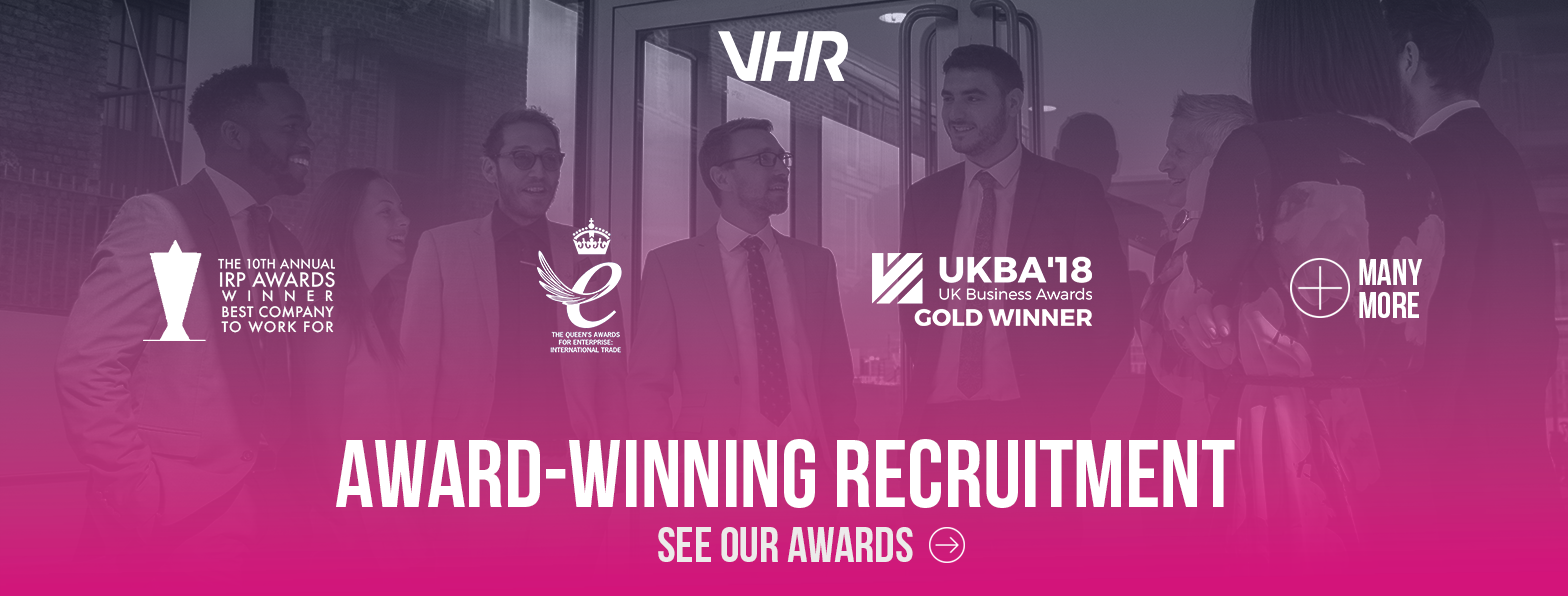 Award-Winning Recruitment