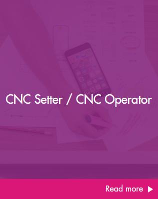 CNC Setter Jobs