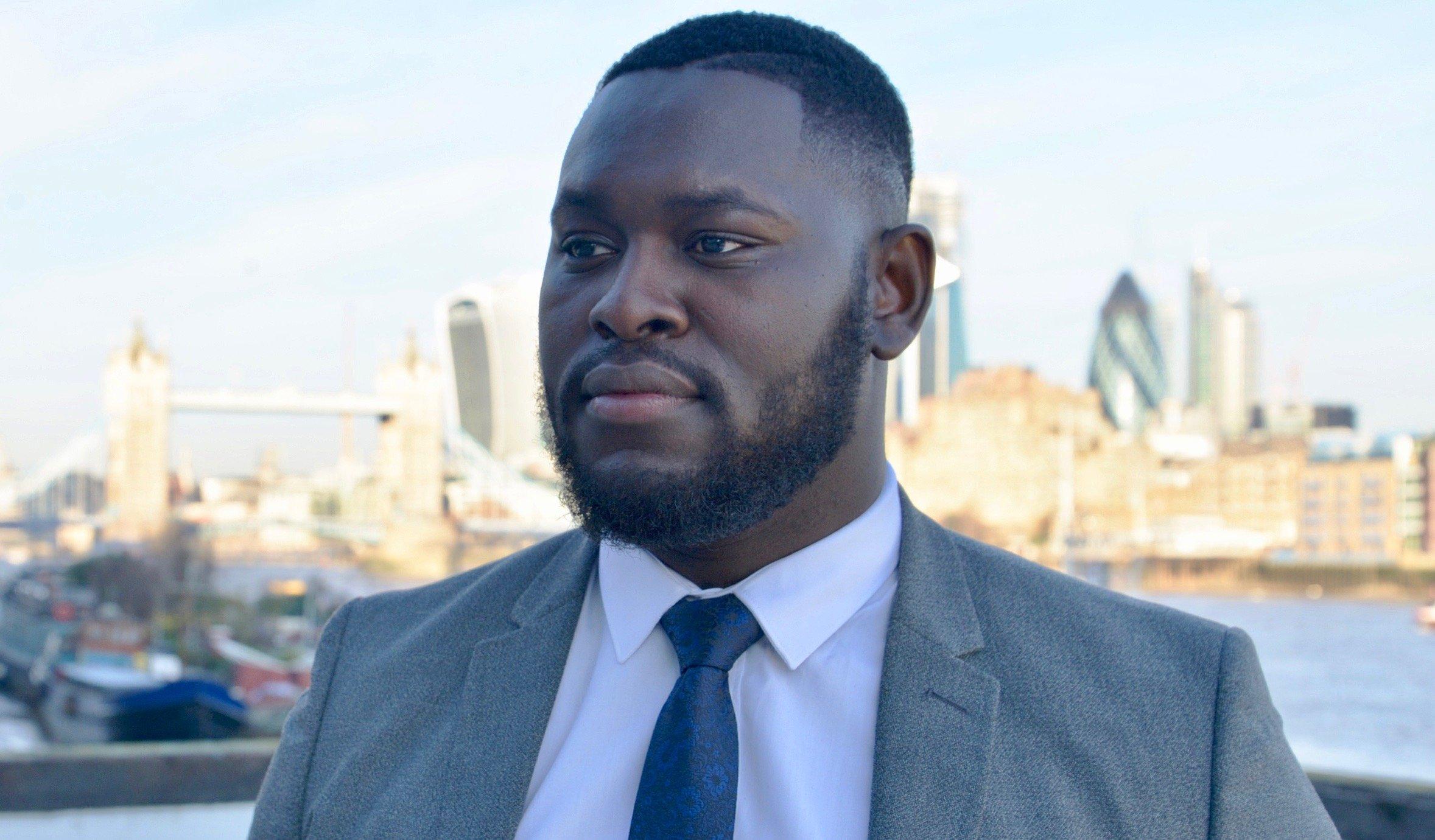 David Oyewole Engineering Resourcing Specialist