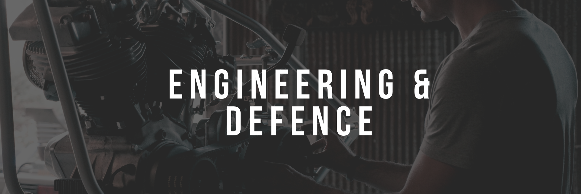Engineering & Defence Recruitment Specialists