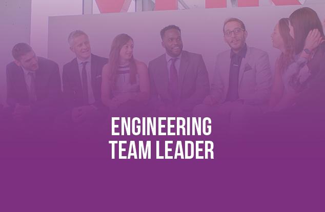 Engineering Team Leader
