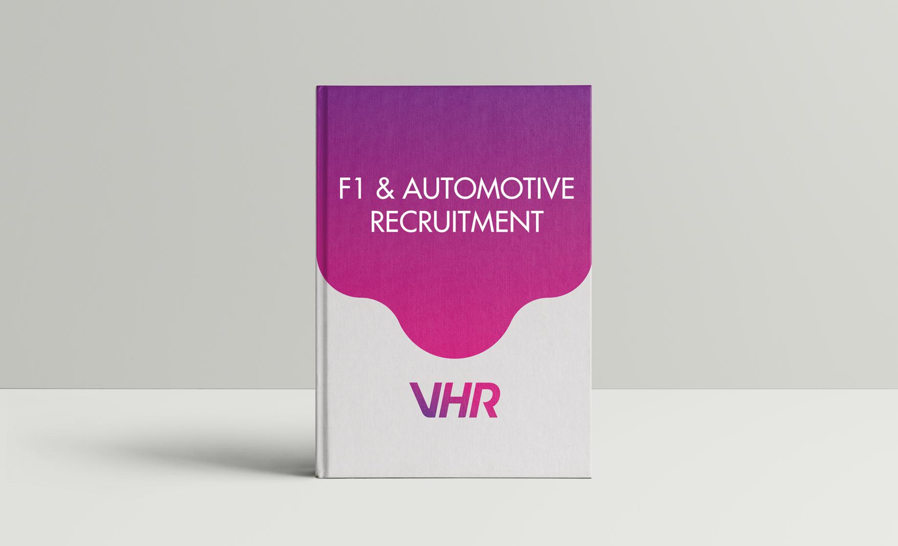 F1 & Automotive Recruitment Services Booklet