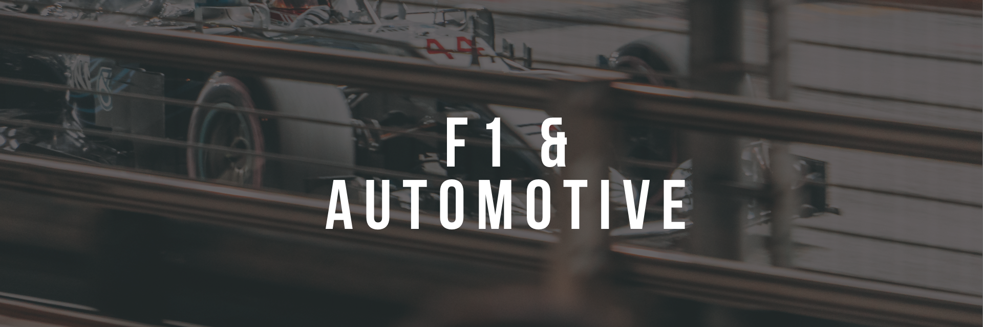 Formula One & Automotive Recruitment