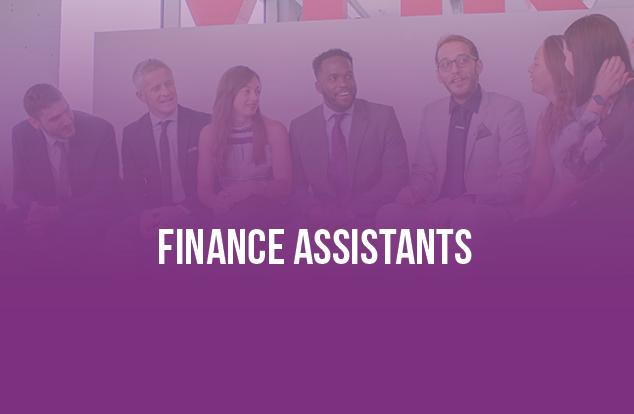 Finance Assistants