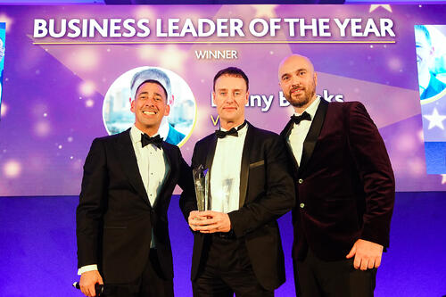 IRP Awards Business Leader - Danny Brooks-1