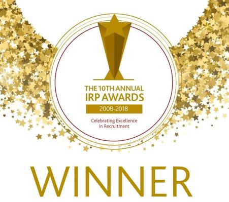 IRP Award Winners Recruitment Award Winners