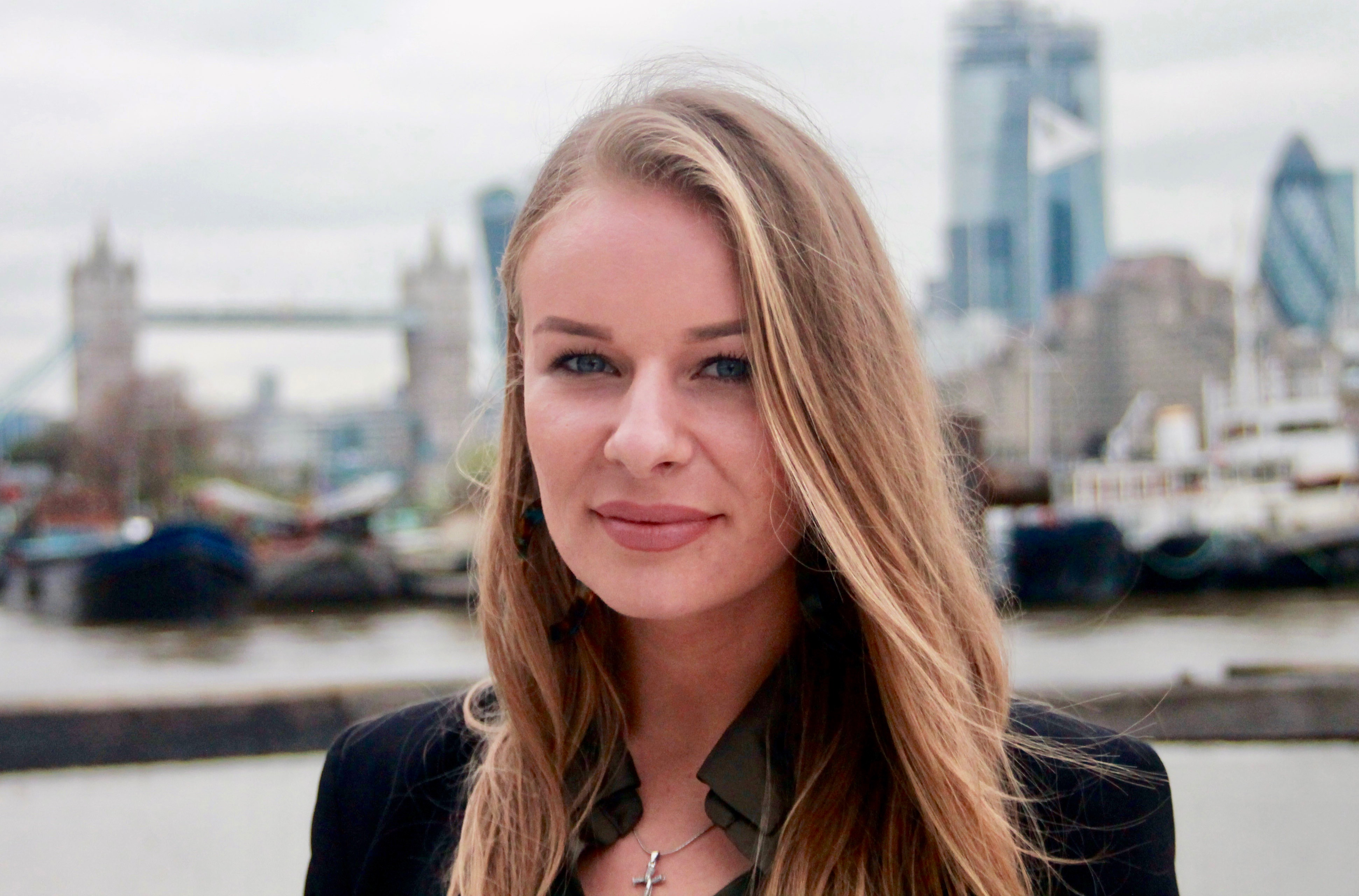 Iulia Mihalache Recruiting Technicians Globally