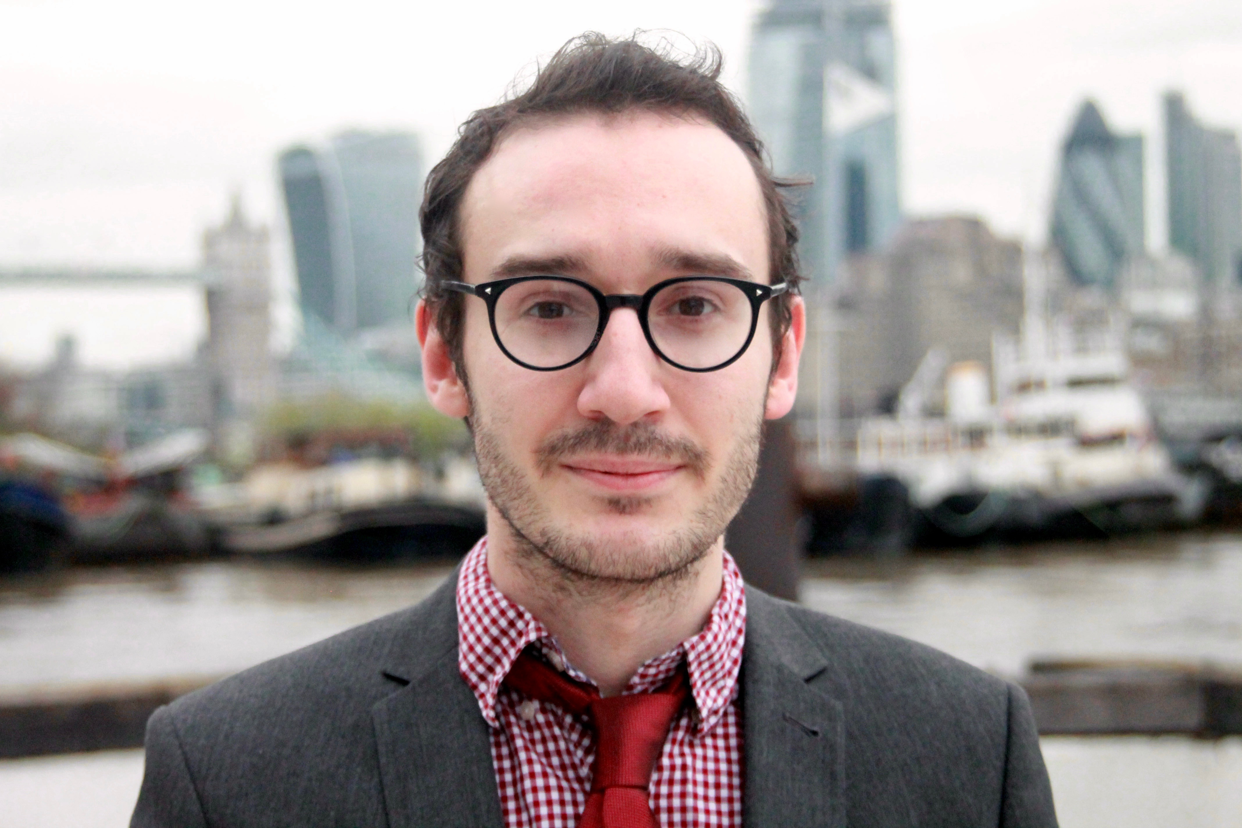 Maxime Robert  Technical Recruitment Consultant