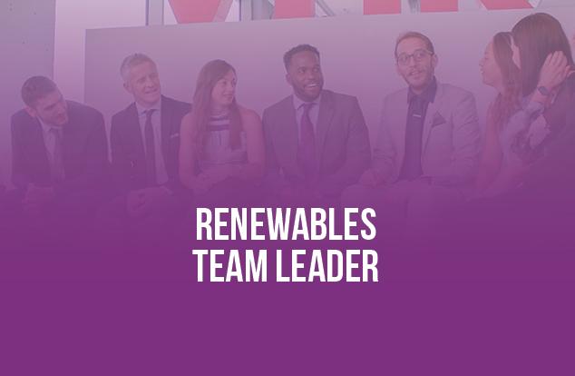 Renewables Recruitment Job