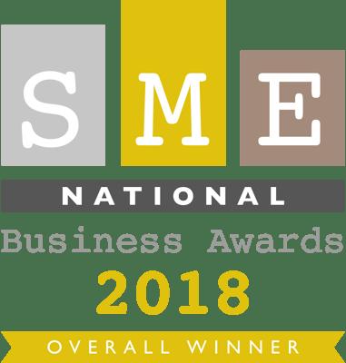 SME National Business Award_Overall Winner_2018