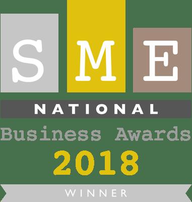 SME National Business Award_Winner_2018