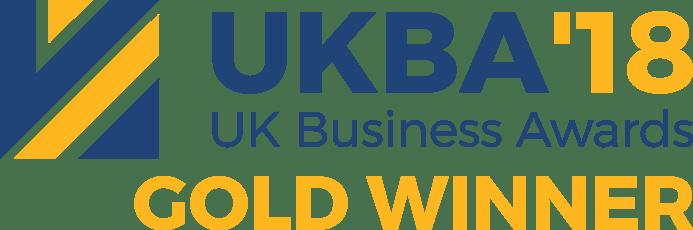 UK Business Awards Gold Winner