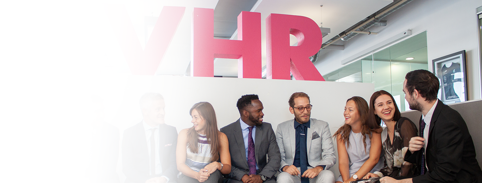 VHR – International Technical Recruitment Specialists