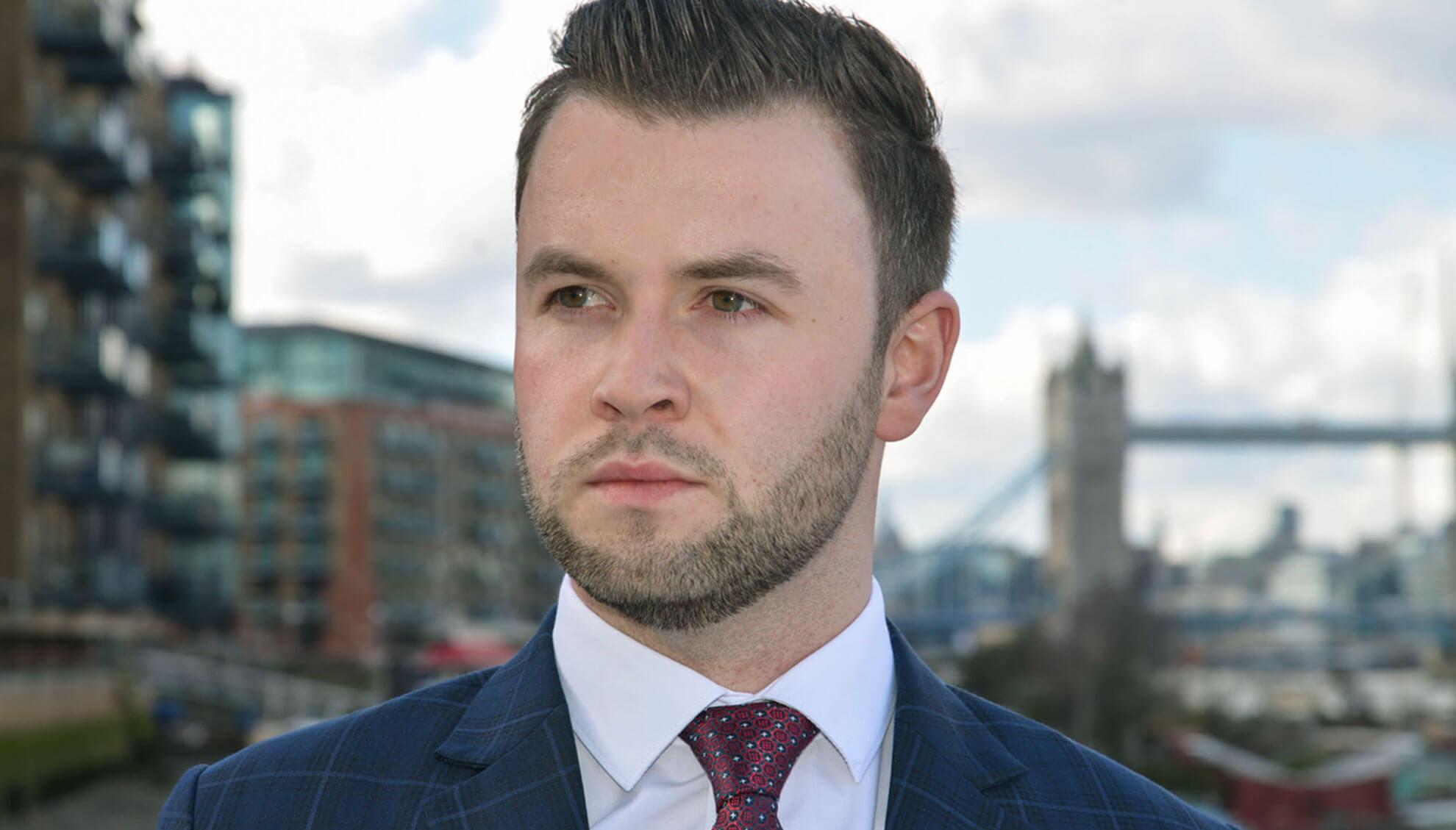 Danny Brier Aviation Resourcing Consultant