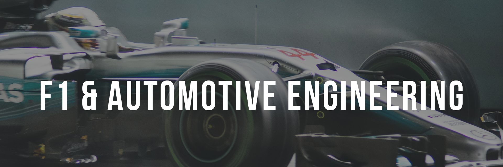 F1 & Automotive Engineering