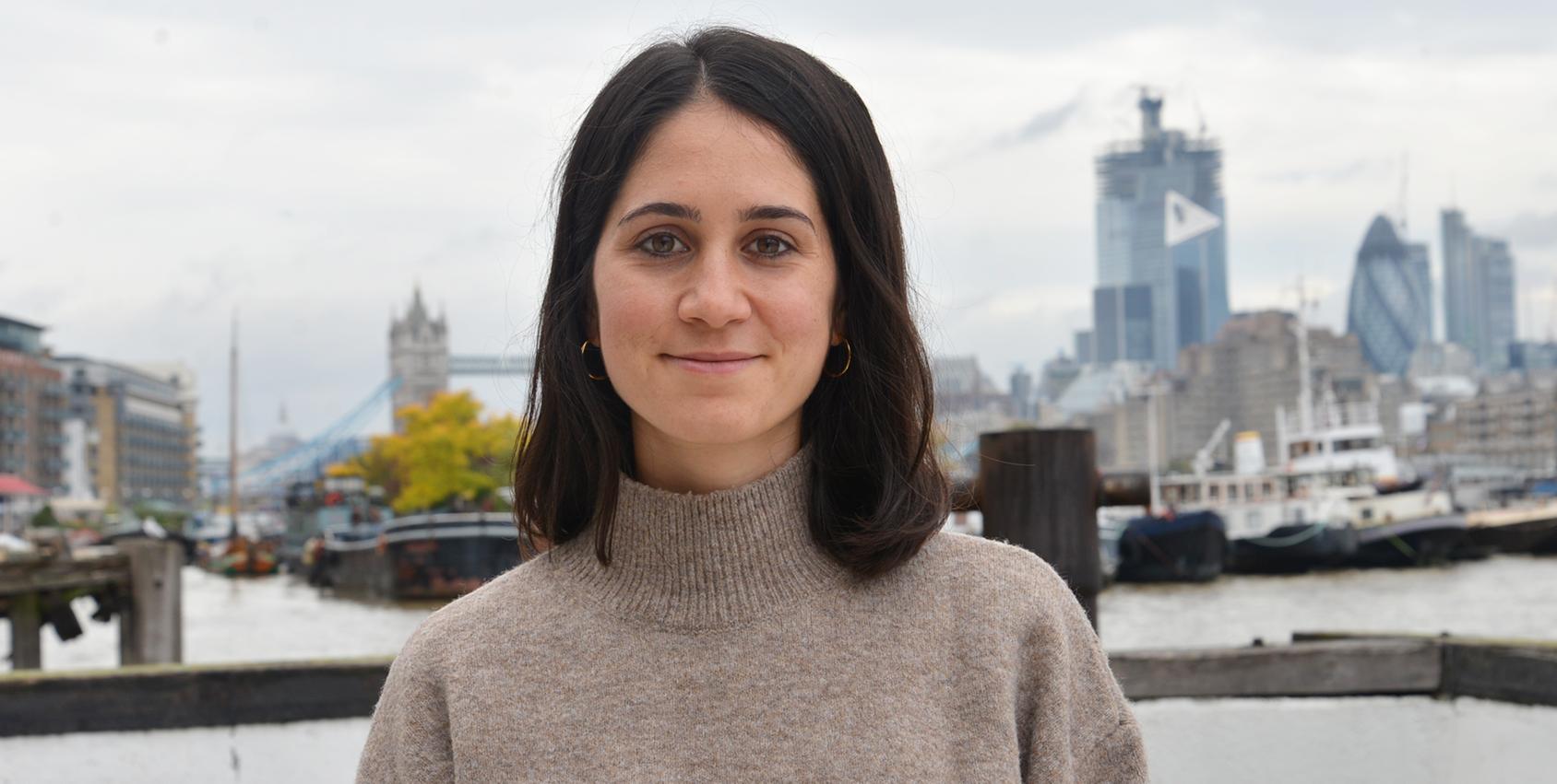 Rebecca Perugini - Compliance intern